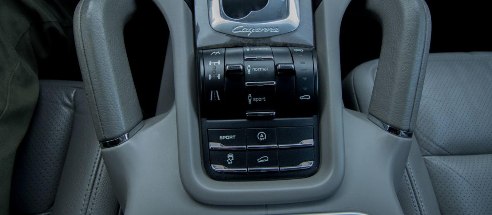 ikinci el araba 2011 Porsche Cayenne Diesel Dizel Otomatik 136588 KM 4