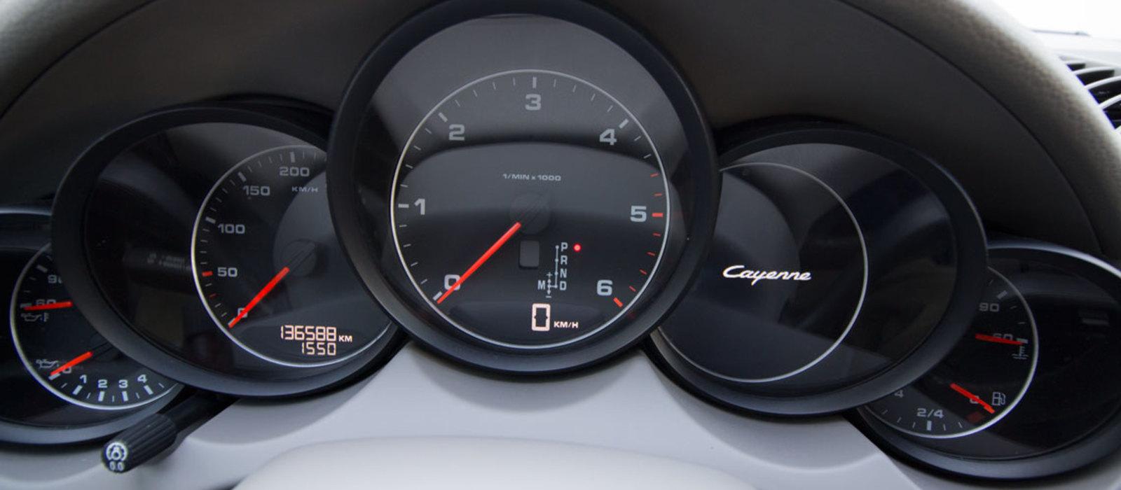 ikinci el araba 2011 Porsche Cayenne Diesel Dizel Otomatik 136588 KM 8