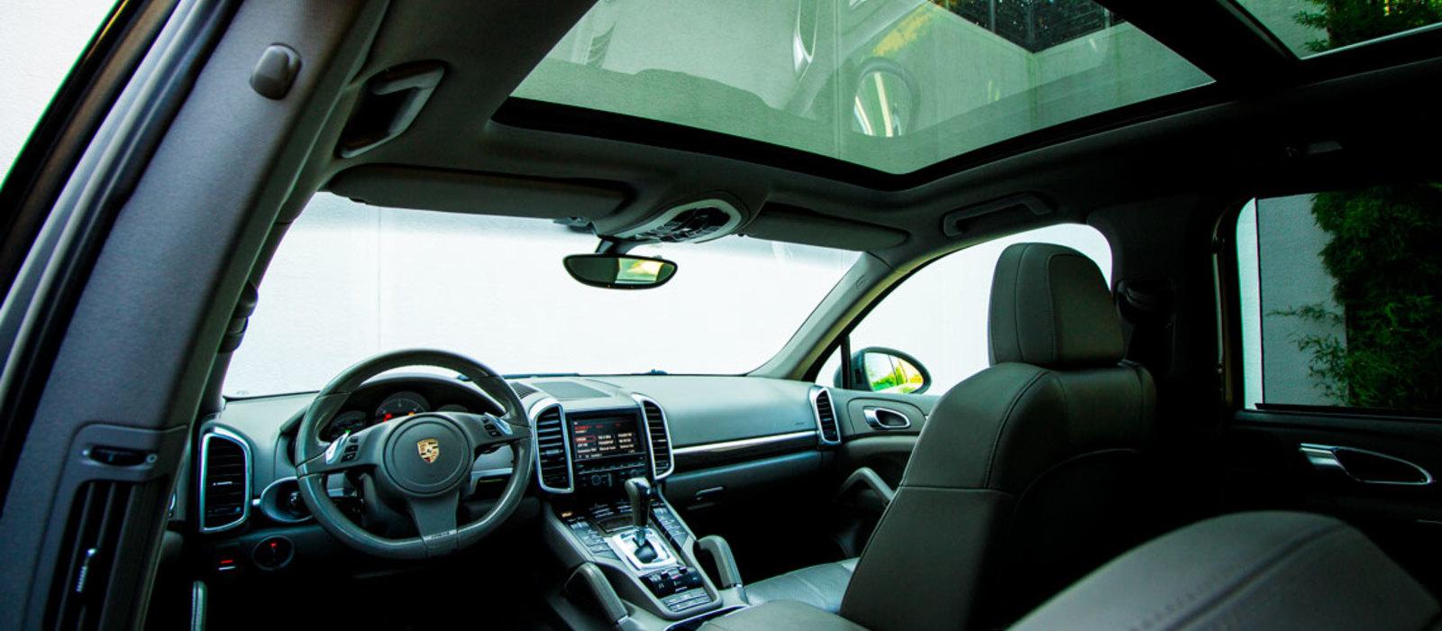 ikinci el araba 2011 Porsche Cayenne Diesel Dizel Otomatik 136588 KM 12