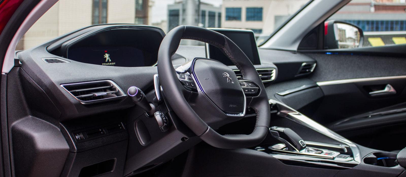 ikinci el araba 2017 Peugeot 3008 1.6 BlueHDi Allure Dizel Otomatik 8000 KM 7