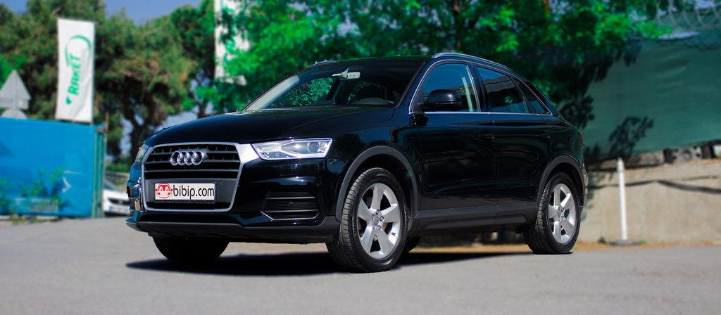 ikinci el araba 2015 Audi Q3 1.4 TFSi Benzin Otomatik 15780 KM