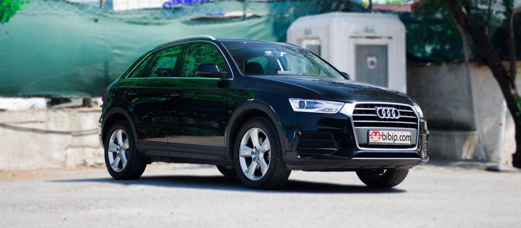 ikinci el araba 2015 Audi Q3 1.4 TFSi Benzin Otomatik 15780 KM 1