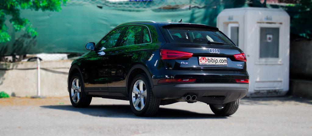 ikinci el araba 2015 Audi Q3 1.4 TFSi Benzin Otomatik 15780 KM 2