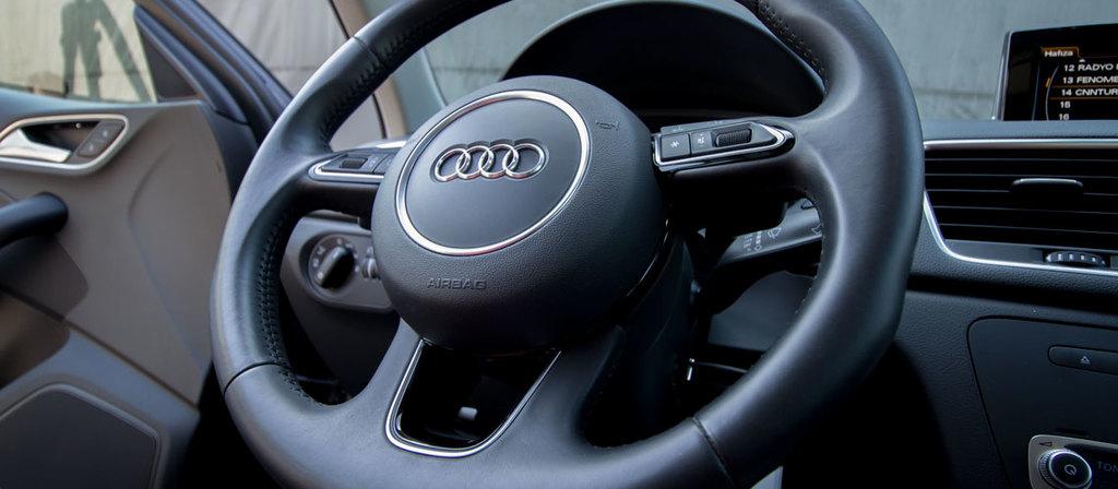 ikinci el araba 2015 Audi Q3 1.4 TFSi Benzin Otomatik 15780 KM 7