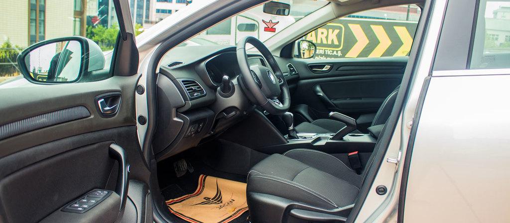 ikinci el araba 2017 Renault Megane 1.5 dCi Touch Dizel Otomatik 20000 KM 5