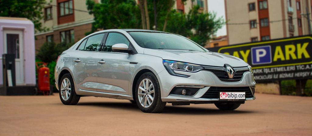 ikinci el araba 2017 Renault Megane 1.5 dCi Touch Dizel Otomatik 20000 KM 2