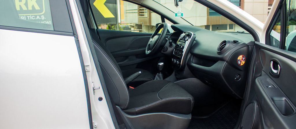 ikinci el araba 2017 Renault Clio 1.5 dCi Joy Dizel Manuel 15000 KM 6