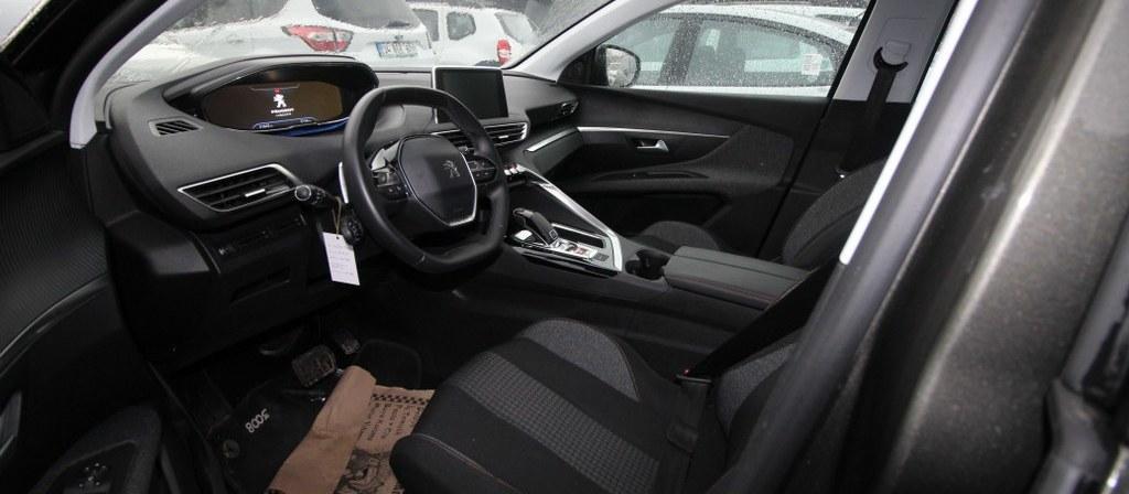 ikinci el araba 2018 Peugeot 3008 1.6 BlueHDi Active Sky Pack Dizel Otomatik 21640 KM 5
