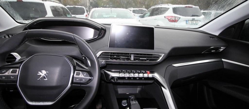 ikinci el araba 2018 Peugeot 3008 1.6 BlueHDi Active Sky Pack Dizel Otomatik 21640 KM 0