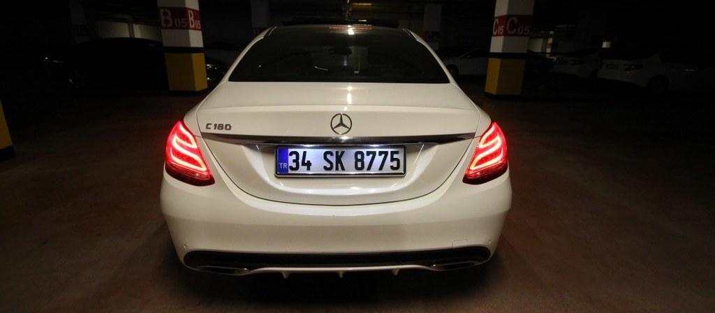 ikinci el araba 2016 Mercedes - Benz C C 180 BlueEfficiency AMG Benzin Otomatik 49560 KM 0