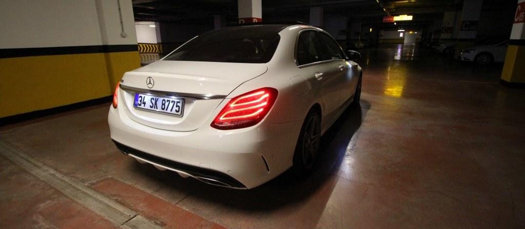 ikinci el araba 2016 Mercedes - Benz C C 180 BlueEfficiency AMG Benzin Otomatik 49560 KM 2