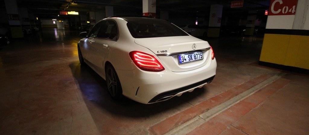 ikinci el araba 2016 Mercedes - Benz C C 180 BlueEfficiency AMG Benzin Otomatik 49560 KM 3