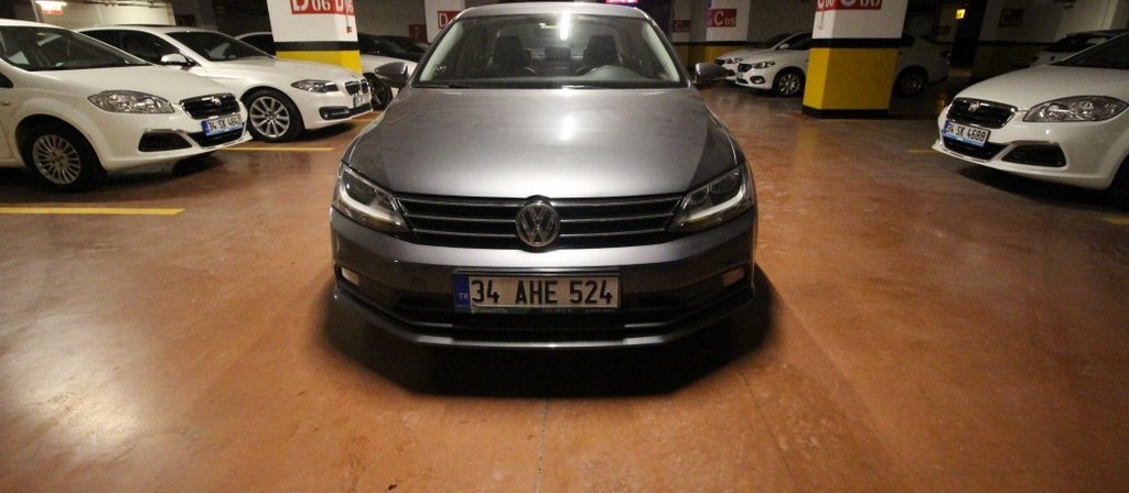 ikinci el araba 2017 Volkswagen Jetta 1.4 TSi BlueMotion Comfortline Benzin Otomatik 23240 KM 1