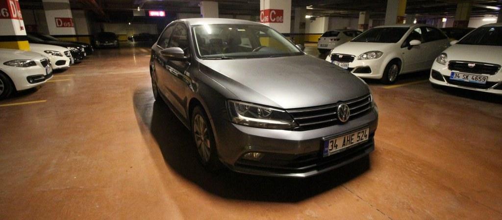 ikinci el araba 2017 Volkswagen Jetta 1.4 TSi BlueMotion Comfortline Benzin Otomatik 23240 KM 2
