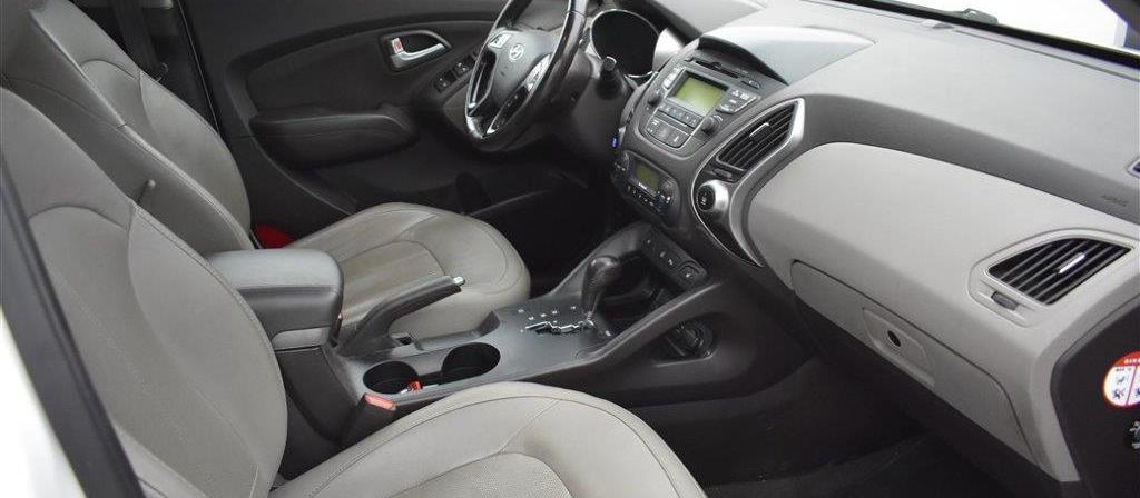 ikinci el araba 2015 Hyundai ix35 4x4 2.0 CRDI Elite Dizel Otomatik 81081 KM 1