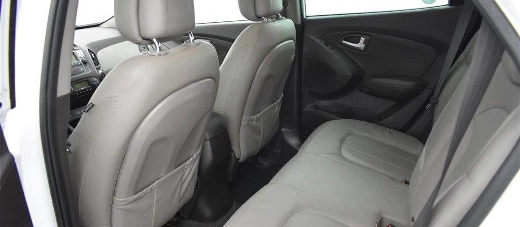 ikinci el araba 2015 Hyundai ix35 4x4 2.0 CRDI Elite Dizel Otomatik 81081 KM 2