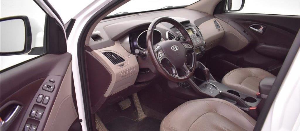 ikinci el araba 2015 Hyundai ix35 4x4 2.0 CRDI Elite Dizel Otomatik 81081 KM 3