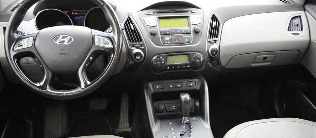 ikinci el araba 2015 Hyundai ix35 4x4 2.0 CRDI Elite Dizel Otomatik 81081 KM 0
