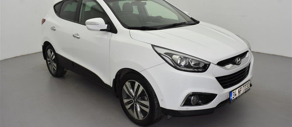 ikinci el araba 2015 Hyundai ix35 4x4 2.0 CRDI Elite Dizel Otomatik 81081 KM 6