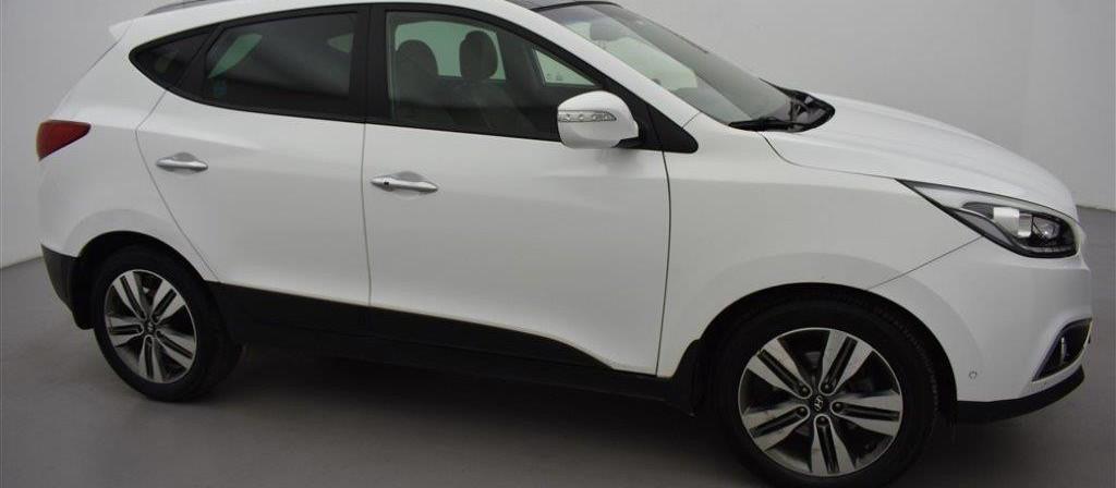 ikinci el araba 2015 Hyundai ix35 4x4 2.0 CRDI Elite Dizel Otomatik 81081 KM 8