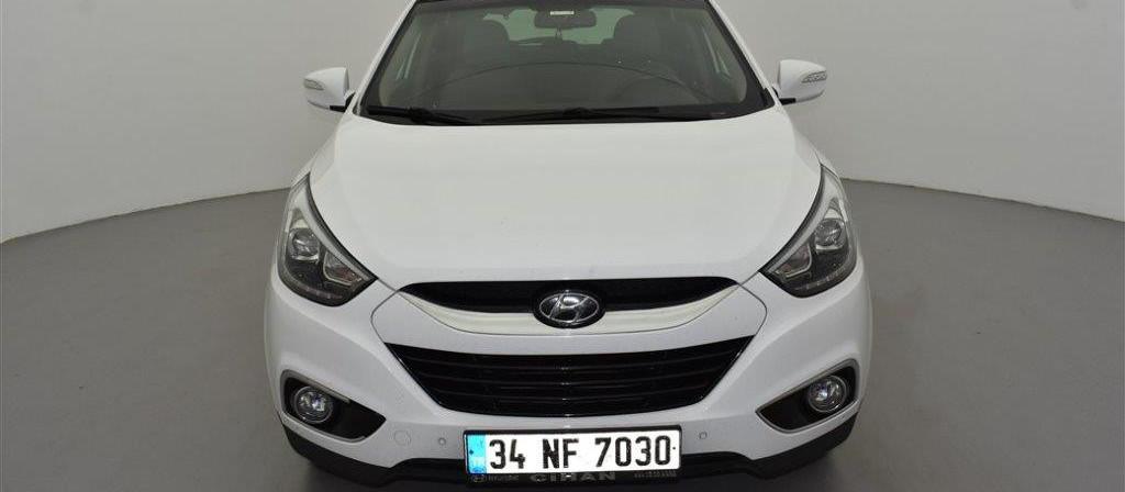ikinci el araba 2015 Hyundai ix35 4x4 2.0 CRDI Elite Dizel Otomatik 81081 KM 9