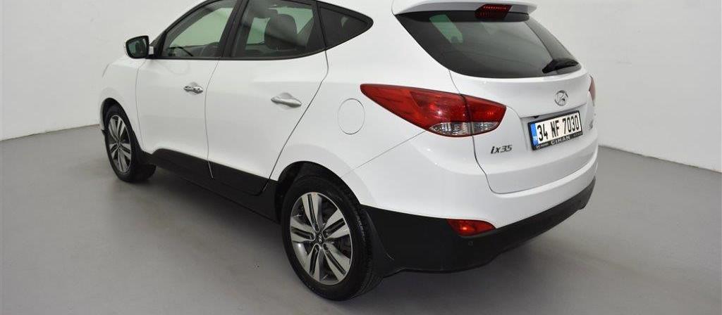 ikinci el araba 2015 Hyundai ix35 4x4 2.0 CRDI Elite Dizel Otomatik 81081 KM 10