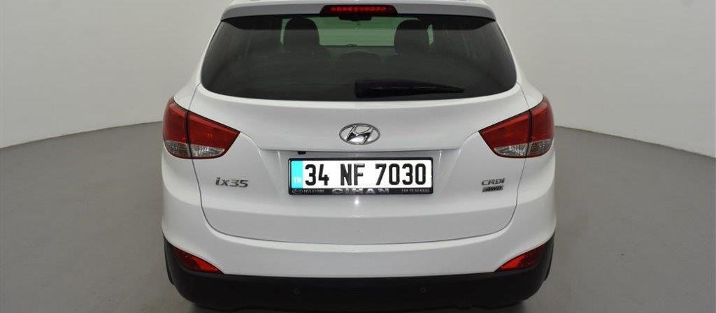 ikinci el araba 2015 Hyundai ix35 4x4 2.0 CRDI Elite Dizel Otomatik 81081 KM 11