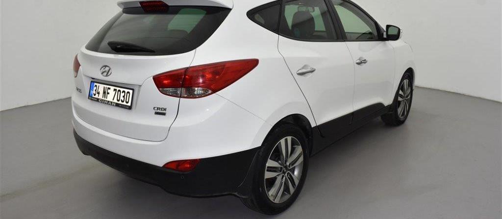 ikinci el araba 2015 Hyundai ix35 4x4 2.0 CRDI Elite Dizel Otomatik 81081 KM 12