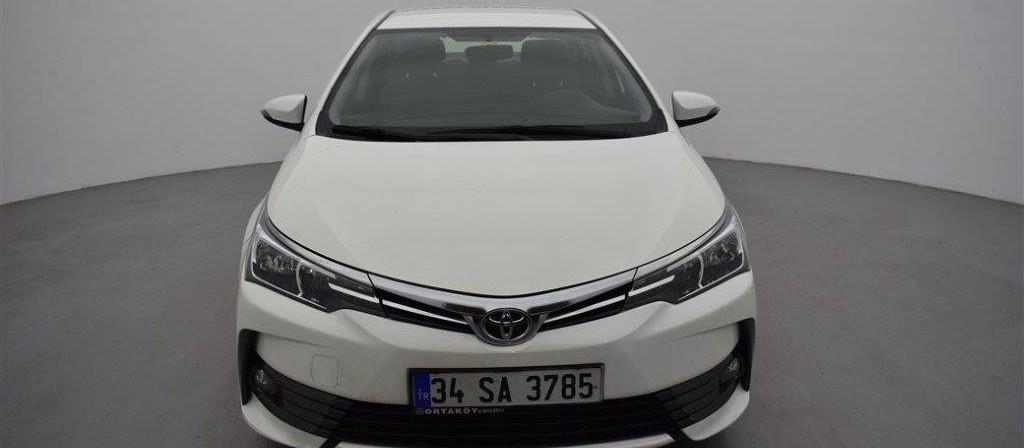 ikinci el araba 2016 Toyota Corolla 1.4 D-4D Touch Dizel Otomatik 33392 KM 2