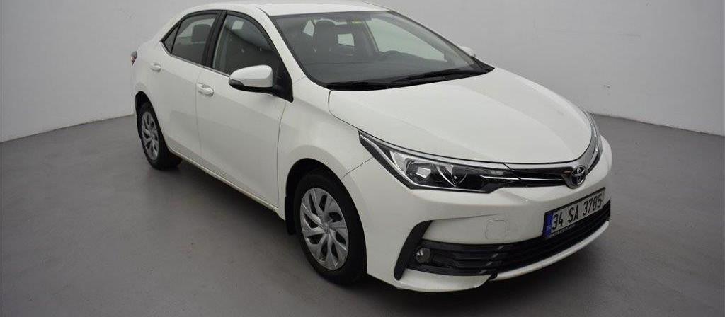 ikinci el araba 2016 Toyota Corolla 1.4 D-4D Touch Dizel Otomatik 33392 KM 3