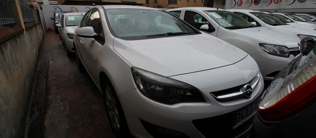 ikinci el araba 2015 Opel Astra 1.6 CDTI Business Dizel Manuel 94676 KM 0