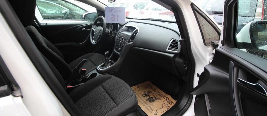 ikinci el araba 2015 Opel Astra 1.6 CDTI Business Dizel Manuel 94676 KM 8