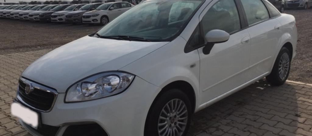 ikinci el araba 2017 Fiat Linea 1.3 Multijet Pop Dizel Manuel 54846 KM