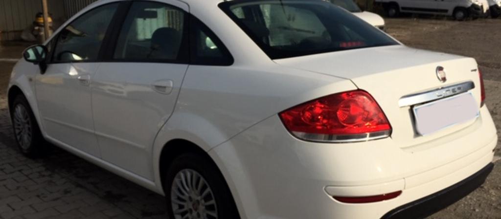 ikinci el araba 2017 Fiat Linea 1.3 Multijet Pop Dizel Manuel 54846 KM 2