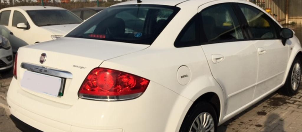 ikinci el araba 2017 Fiat Linea 1.3 Multijet Pop Dizel Manuel 54846 KM 3