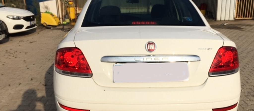 ikinci el araba 2017 Fiat Linea 1.3 Multijet Pop Dizel Manuel 54846 KM 5