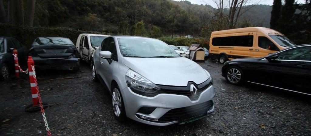 ikinci el araba 2018 Renault Clio 1.5 dCi Joy Dizel Manuel 17322 KM 0