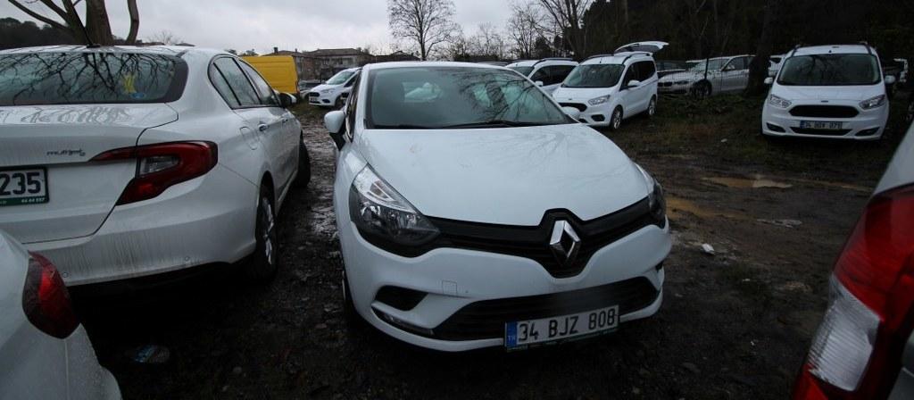 ikinci el araba 2018 Renault Clio 1.5 dCi Joy Dizel Manuel 22242 KM 2