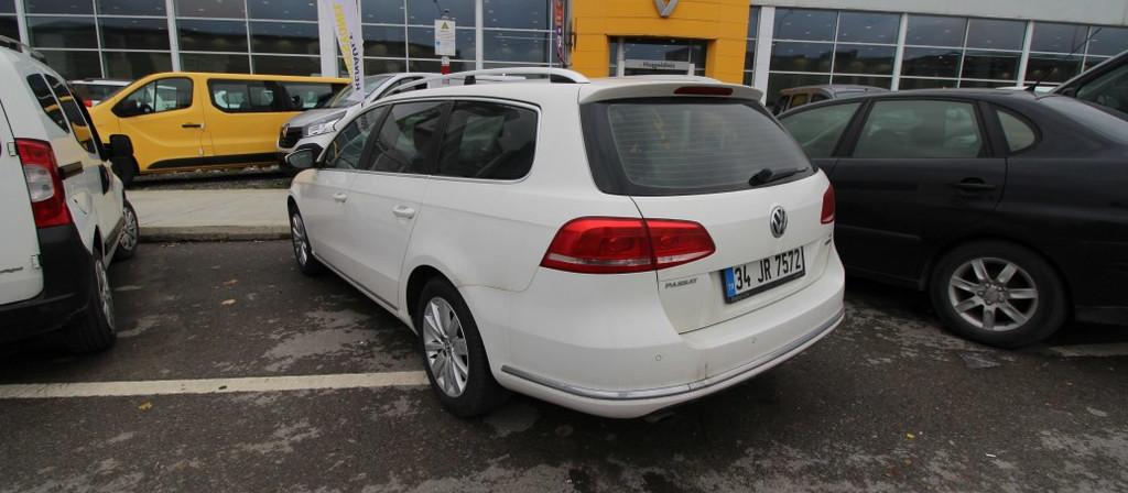 ikinci el araba 2012 Volkswagen Passat Variant 1.4 TSi BlueMotion Comfortline Benzin Manuel 66675 KM 1