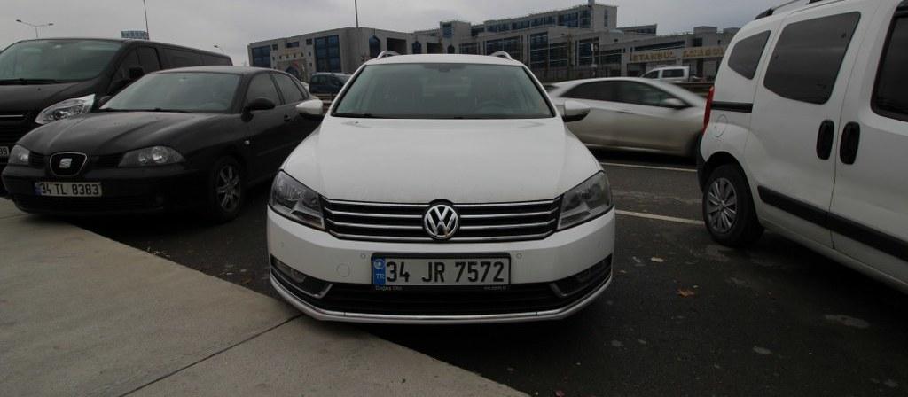 ikinci el araba 2012 Volkswagen Passat Variant 1.4 TSi BlueMotion Comfortline Benzin Manuel 66675 KM 2