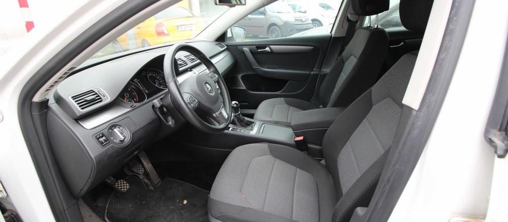 ikinci el araba 2012 Volkswagen Passat Variant 1.4 TSi BlueMotion Comfortline Benzin Manuel 66675 KM 6