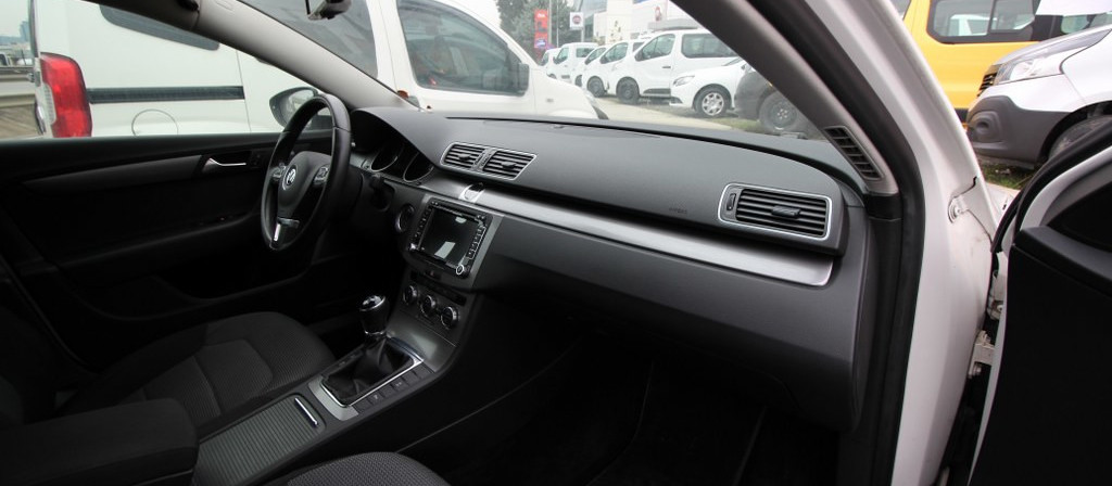ikinci el araba 2012 Volkswagen Passat Variant 1.4 TSi BlueMotion Comfortline Benzin Manuel 66675 KM 4