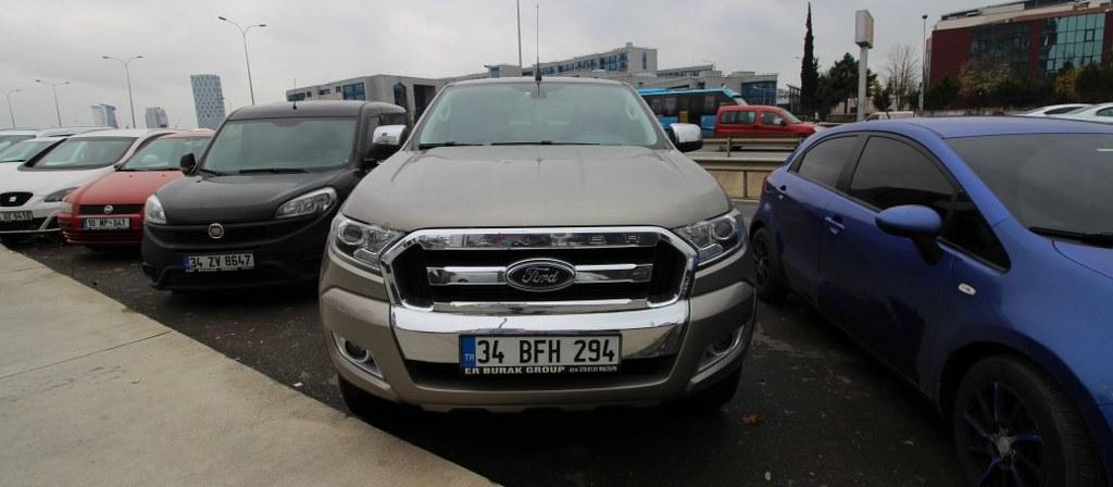 ikinci el araba 2018 Ford Ranger 2.2 TDCi XLT Dizel Otomatik 10702 KM 3