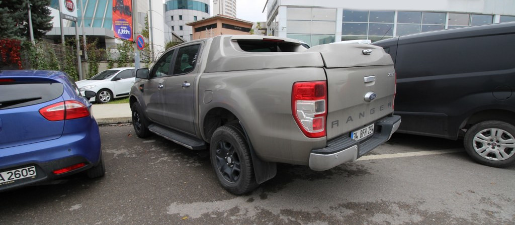 ikinci el araba 2018 Ford Ranger 2.2 TDCi XLT Dizel Otomatik 10702 KM 6