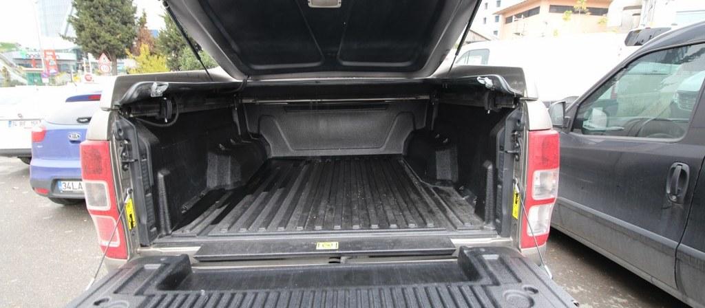 ikinci el araba 2018 Ford Ranger 2.2 TDCi XLT Dizel Otomatik 10702 KM 1