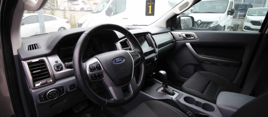 ikinci el araba 2018 Ford Ranger 2.2 TDCi XLT Dizel Otomatik 10702 KM 0
