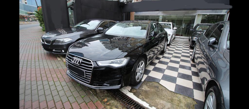 ikinci el araba 2015 Audi A6 2.0 TDI Dizel Otomatik 148240 KM