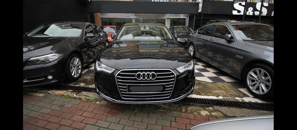 ikinci el araba 2015 Audi A6 2.0 TDI Dizel Otomatik 148240 KM 2