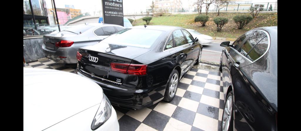 ikinci el araba 2015 Audi A6 2.0 TDI Dizel Otomatik 148240 KM 3