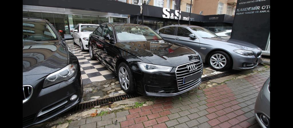 ikinci el araba 2015 Audi A6 2.0 TDI Dizel Otomatik 148240 KM 0
